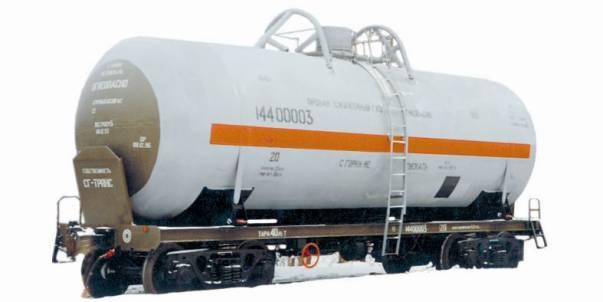 Железнодорожные цистерны - Железная дорога - Транспортировка ...